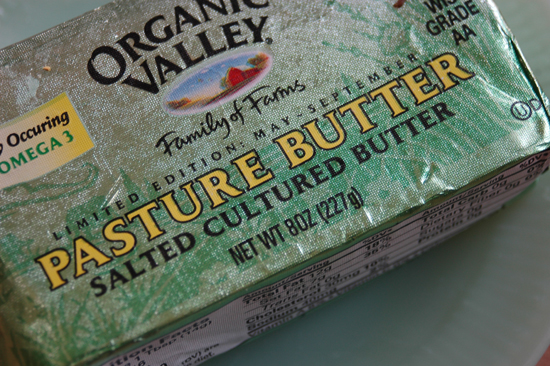pastured butter